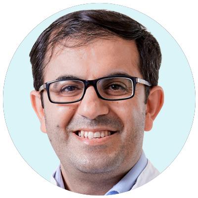 PD Dr. Dr. med. Ahmad Jalili